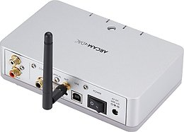 Arcam rDac Wireless Vue arrière