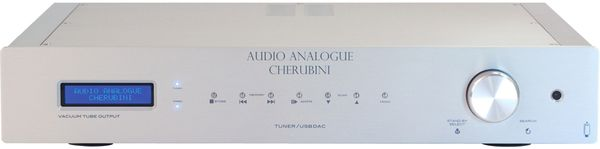Audio Analogue Cherubini VT Vue principale