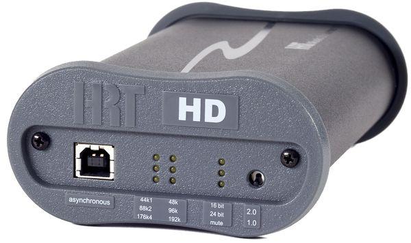 HRT Music Streamer HD Vue principale