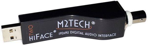 M2TECH HiFace 2 BNC Vue principale