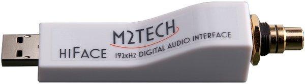M2TECH HiFace RCA Vue principale