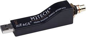 transport numérique USB-RCA M2TECH HiFace 2 RCA