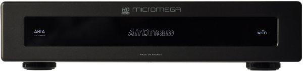 Micromega ARIA AirDream Vue principale