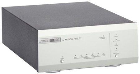 Musical Fidelity M1 DAC A Vue principale