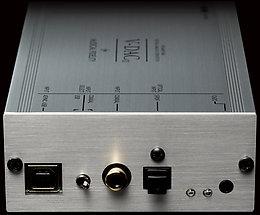 Musical Fidelity V-DAC 2 Vue arrière