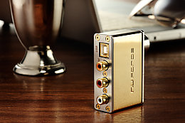 NuForce µDAC-2 Gold Mise en situation 1