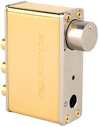 NuForce µDAC-2 Gold Vue principale