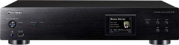 lecteur audio réseau DAC USB Pioneer N-50, prix Eisa 2012