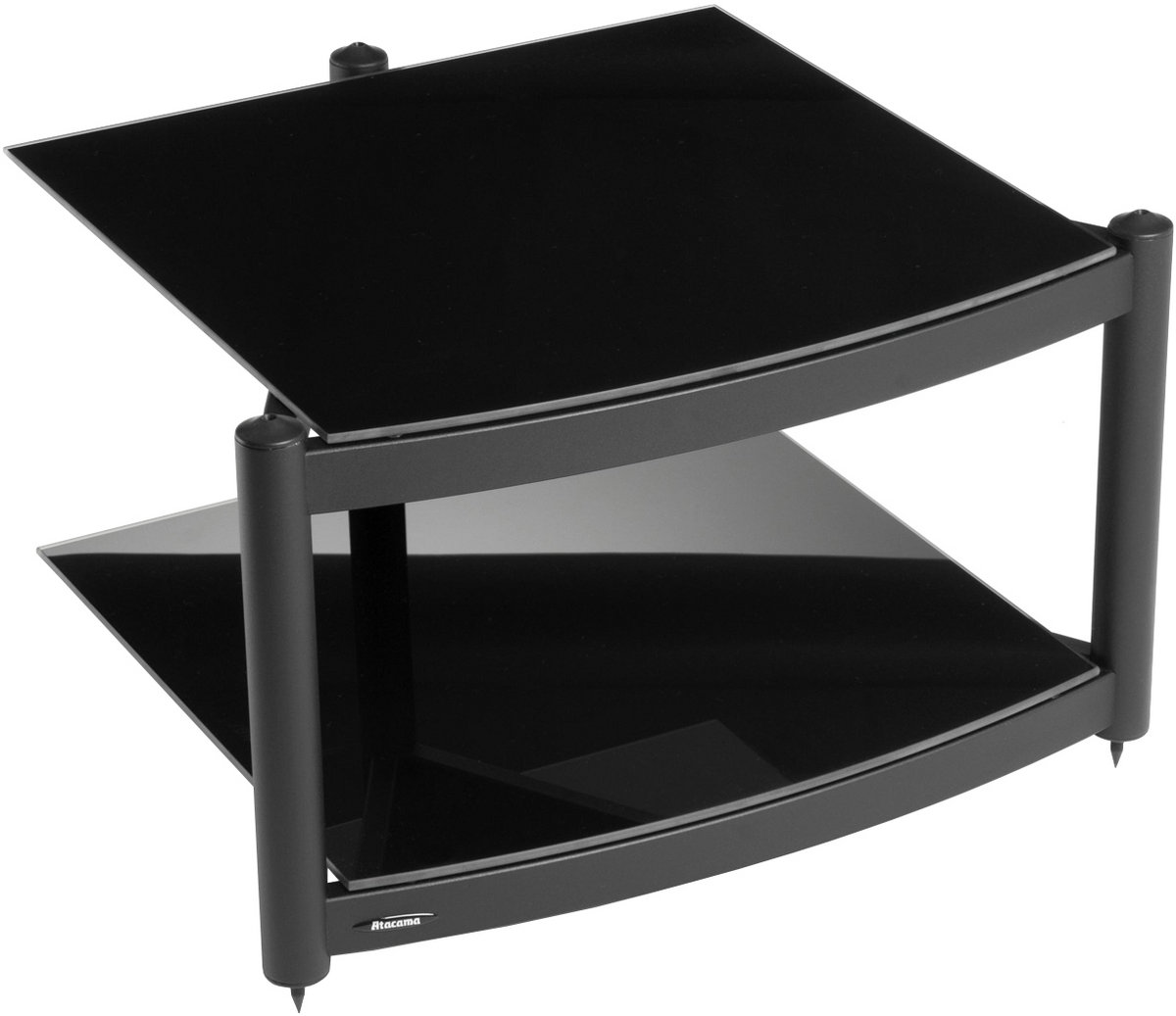 Atacama equinox 2 hifi meubles hi fi son vid for Meuble tv triangulaire