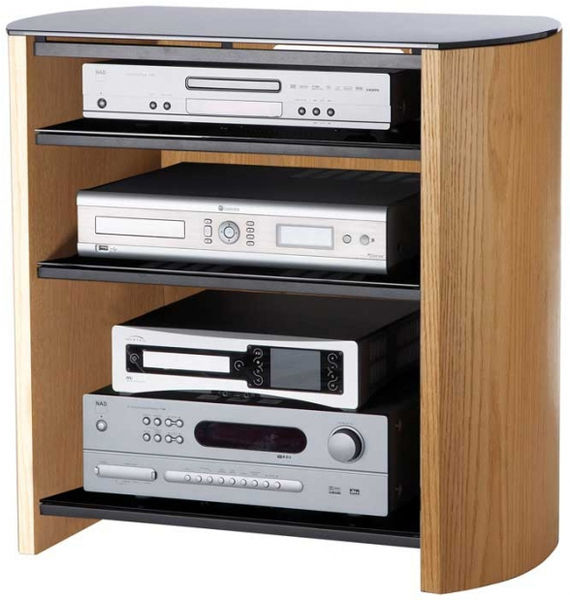 Alphason finewoods 750 meubles hi fi son vid - Meuble tv 70 cm largeur ...