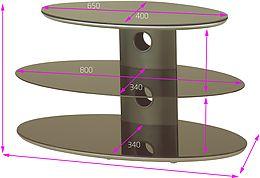 Alphason Gradino 800 Vue de détail 1