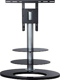 ateca ellipse meubles avec support son vid. Black Bedroom Furniture Sets. Home Design Ideas