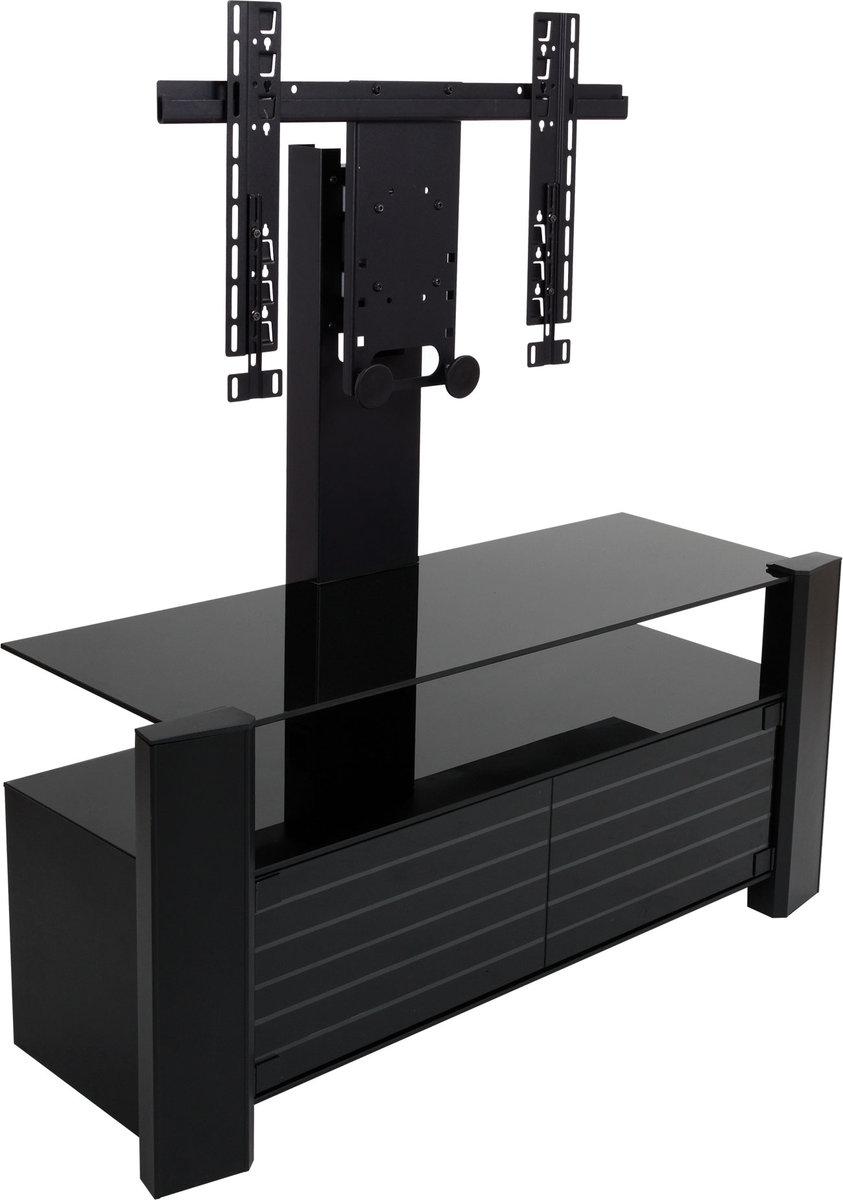 Erard archi ferm colonne meubles avec son vid for Meuble tv colonne