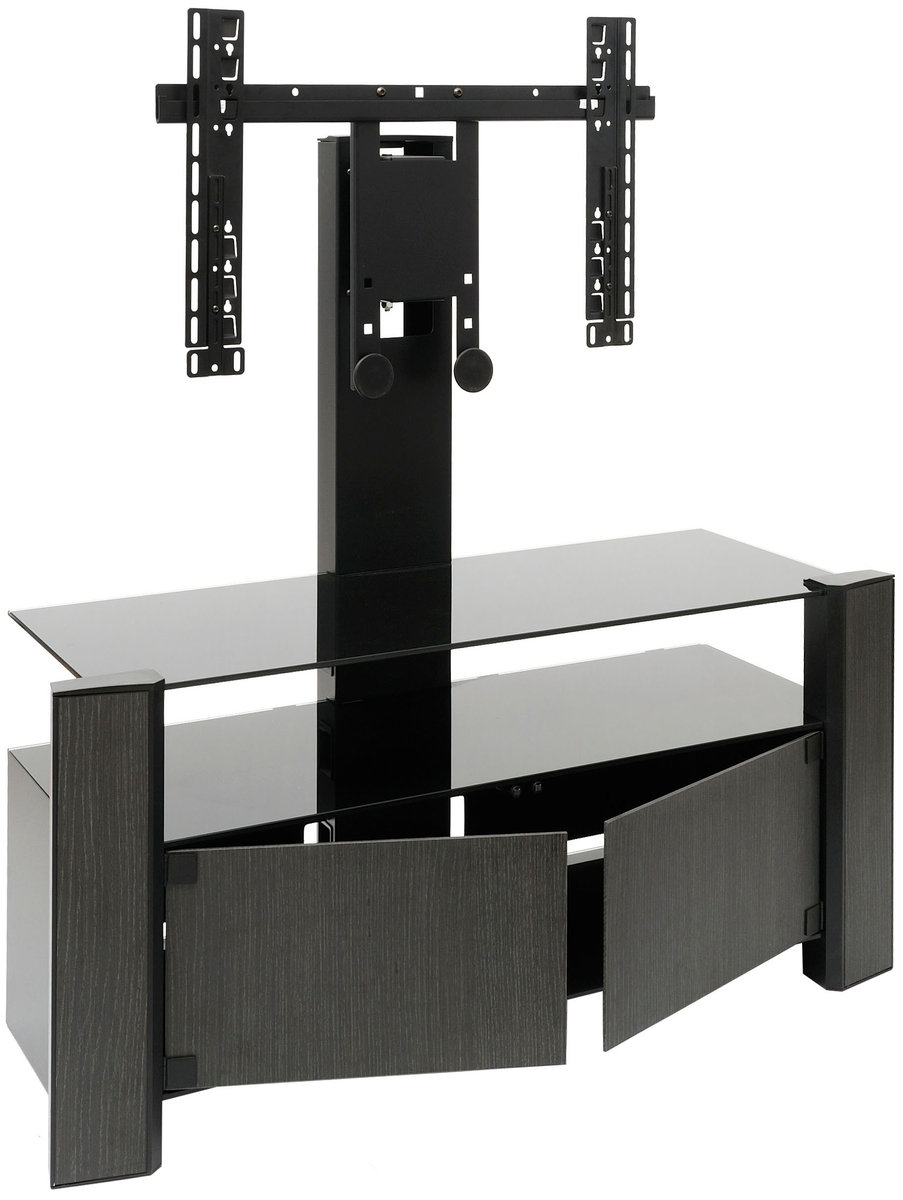 Superb meuble tv colonne design 12 meuble tv avec for Meuble support tv