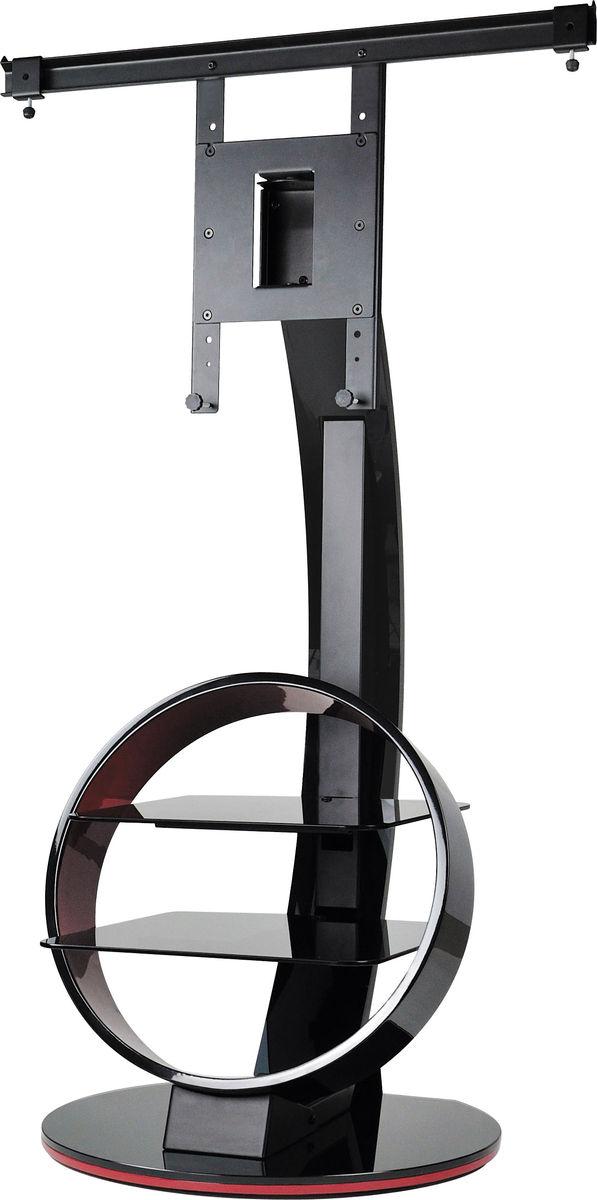 Ateca circle meubles avec support sur son vid - Meuble tv avec support orientable ...