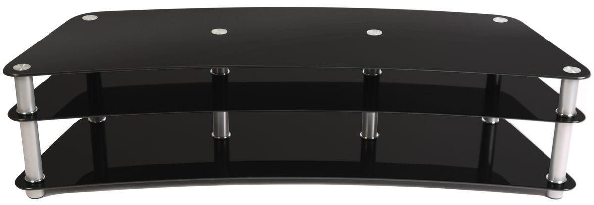 ateca simply curve meubles tv vid o son vid. Black Bedroom Furniture Sets. Home Design Ideas