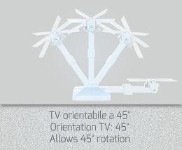 Meliconi 100 SR Vue technologie 1
