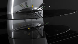meliconi ghost design 2000 dr meubles avec son vid. Black Bedroom Furniture Sets. Home Design Ideas