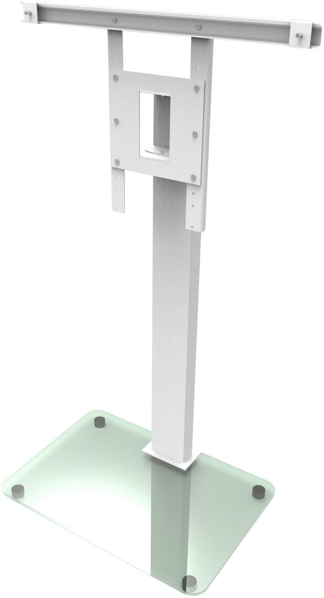 Norstone suspens plus meubles avec support son vid - Support tv sur pied darty ...