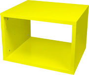 Pro-Ject Rack It Cube Jaune