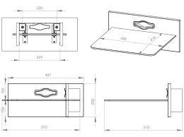 VCM Xeno 1 Vue schéma dimensions