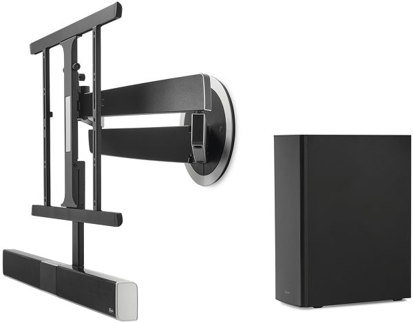 vogel 39 s soundmount next 8365 supports tv son vid. Black Bedroom Furniture Sets. Home Design Ideas