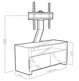 Erard Bilt 1100-3P Colonne Vue de détail 1
