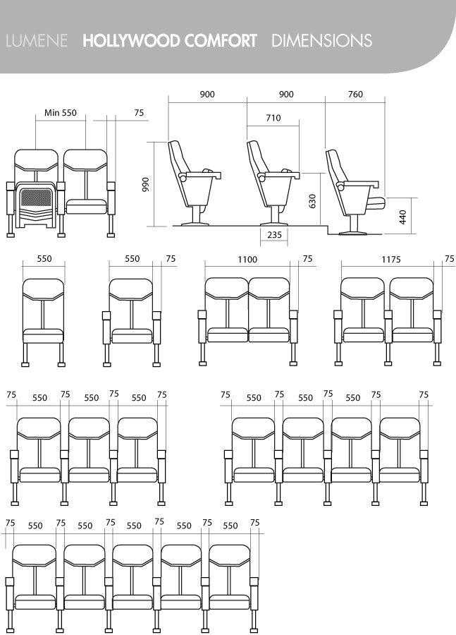 lumene hollywood confort rouge fauteuils cin ma sur son vid. Black Bedroom Furniture Sets. Home Design Ideas