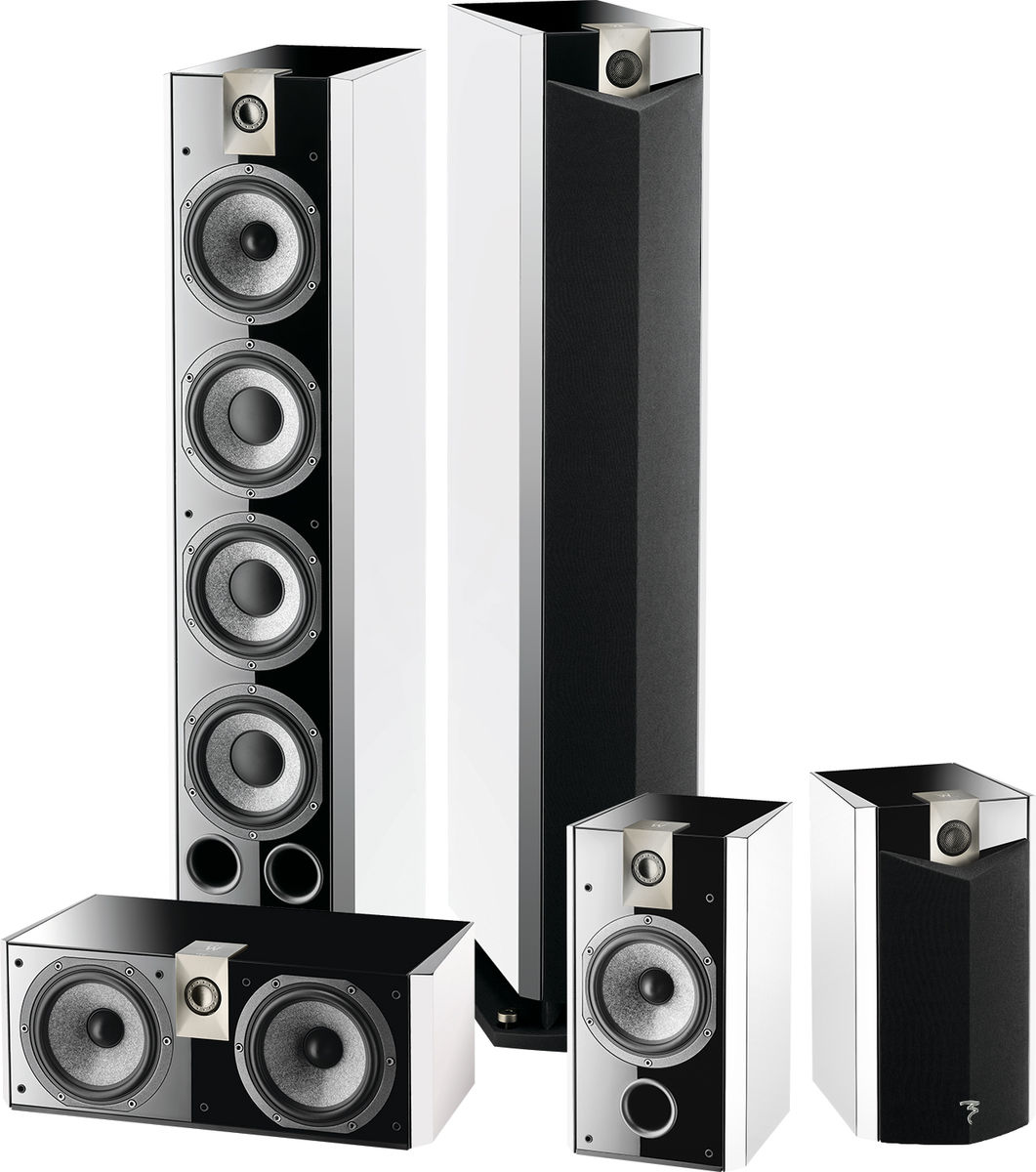 focal chorus 836v w system packs d 39 enceintes son vid. Black Bedroom Furniture Sets. Home Design Ideas