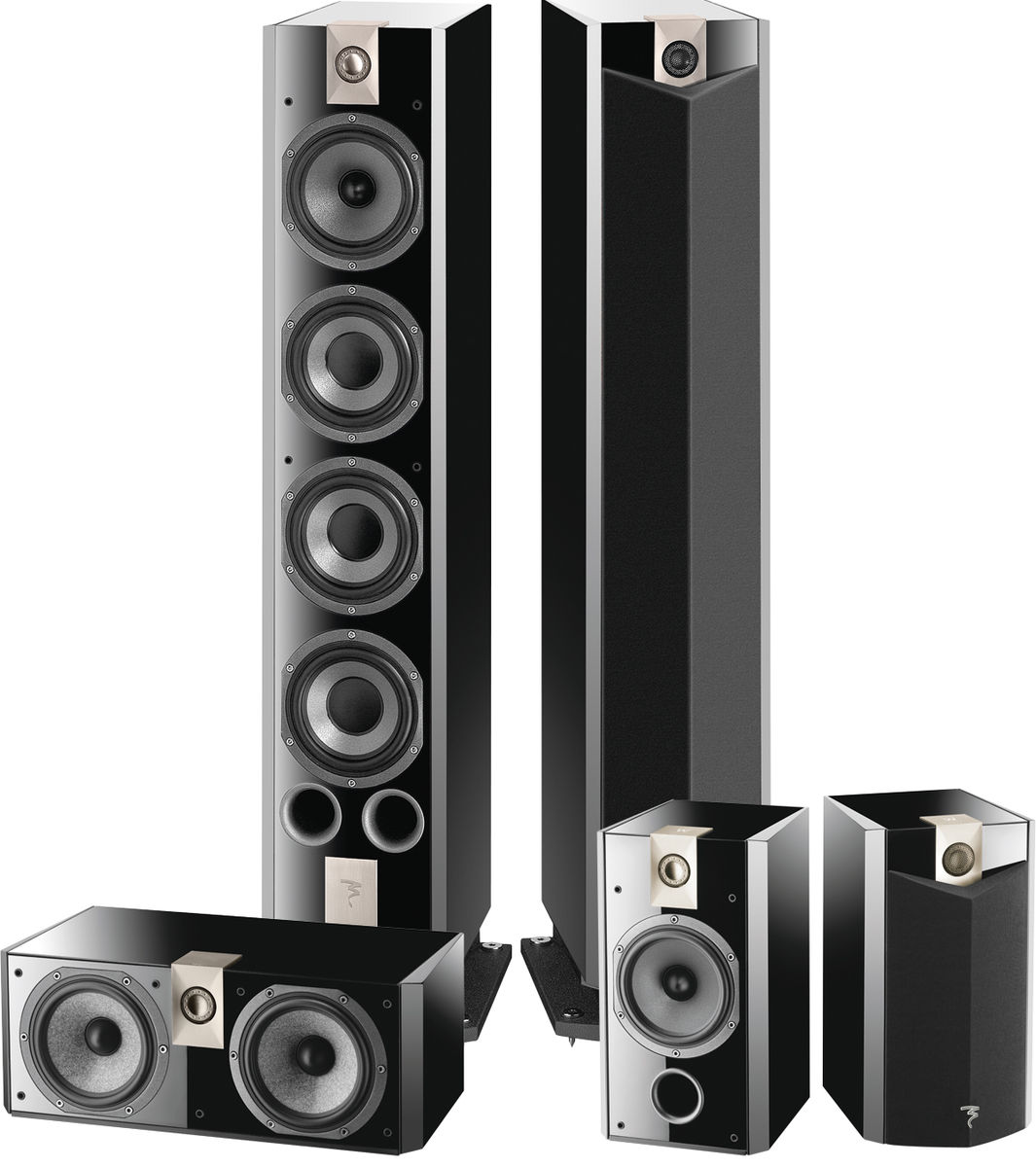 focal chorus 836v hc packs d 39 enceintes grand son. Black Bedroom Furniture Sets. Home Design Ideas