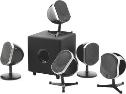 Focal Bird Cinema 5.1 Vue principale