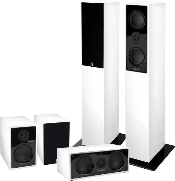 Highland Audio Dilis 5.0 Vue principale
