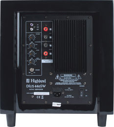 Highland Audio Dilis 5.1 Mise en situation 1