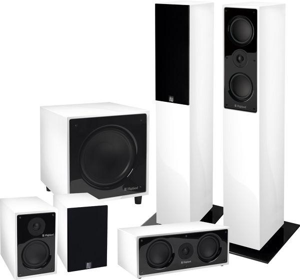 Highland Audio Dilis 5.1 Vue principale