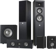 JBL Studio 270 Cinema 5.1 Noir