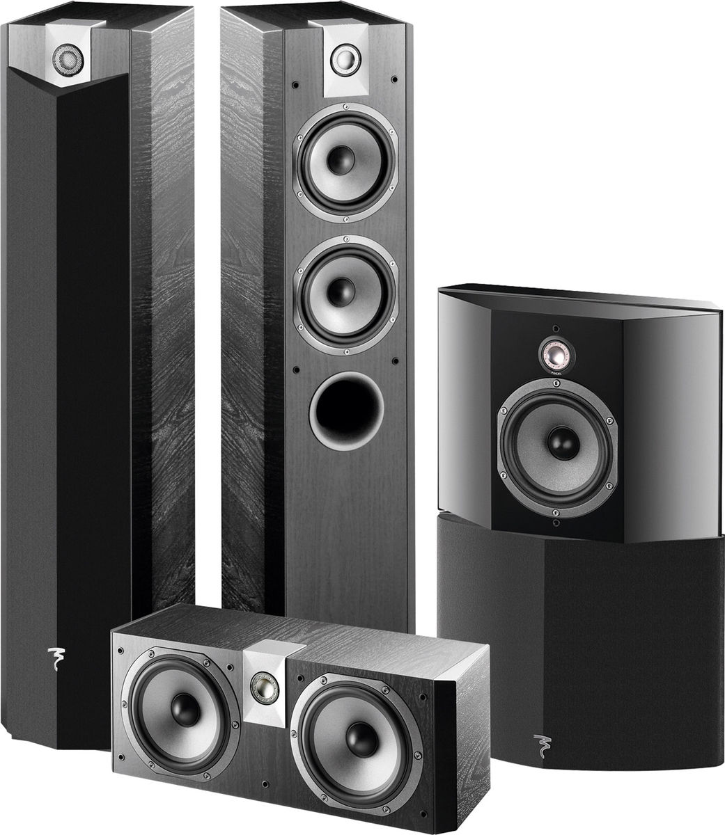 focal chorus 714v hc packs d 39 enceintes grand son vid. Black Bedroom Furniture Sets. Home Design Ideas