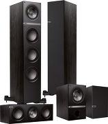 KEF Q500 System Noir