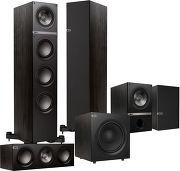 KEF Q500 System 5.1 Noir