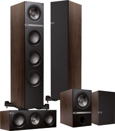 KEF Q500 System Vue principale