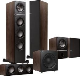KEF Q500 System 5.1 Vue principale