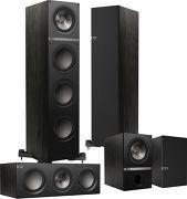 KEF Q700 System Noir