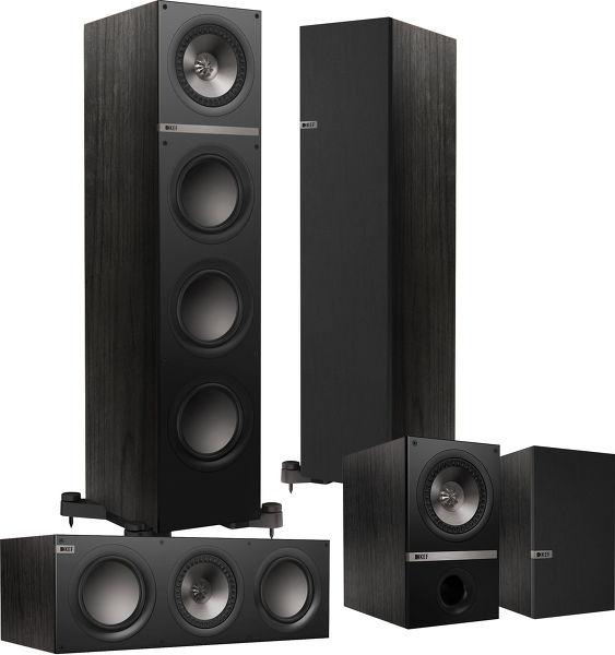 KEF Q700 System Vue principale