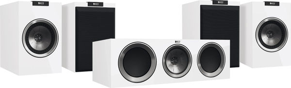 KEF R100 System Vue principale