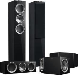 KEF R500 System Vue principale