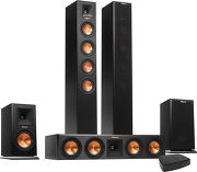 Klipsch RP-440WF Theater 5.0 + HD Control Center