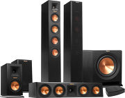 Klipsch RP-440WF Theater 5.1 + HD Control Center