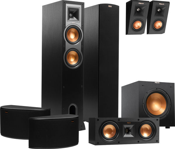 dolby atmos and thx new klipsch and magnat speaker packs son vid blog. Black Bedroom Furniture Sets. Home Design Ideas