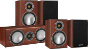 Monitor Audio Bronze 1 HC 5.0 Bois de rose