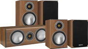 Monitor Audio Bronze 1 HC 5.0 Noyer
