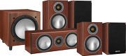 Monitor Audio Bronze 1 HC 5.1 Bois de rose
